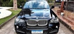 BMW X5 4.8 V8 2009 raridade.