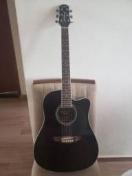 Vendo violão elétrico strinberg.