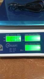 Balança bi-volt com bateria 40 kg
