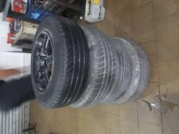 Vendo roda aro 14 4x 108 ford escort