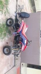 Quadriciclo 100cc honda