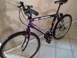 Bicicleta aro 26 @Faço 3x cartão @