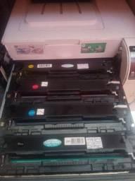 Oportunidade unica impressora laser color hp 1525