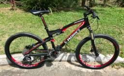 Bicicleta Specialized Epic S-works Carbon Aro 26 Tam: M / 17