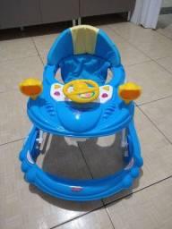 Andajá, andador musical para bebês