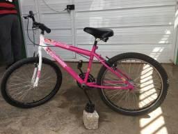 Bicicleta Da Barbie Aro 24