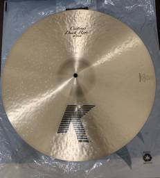 Zildjian K Custom Dark - Ride 20