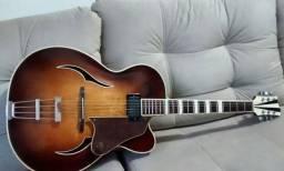 Guitarra Jazz Isana/Hofner Archtop vintage 50s Germany original