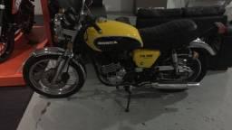 CB 350 Custom
