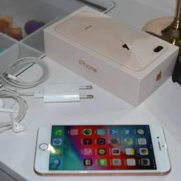 Iphone 8 plus Rose nfiscal testo aceito cartão