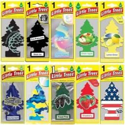 Little Trees Kit com 10 Aromas(sua escolha)