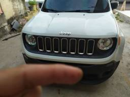 Jeep Renegade Parcelado