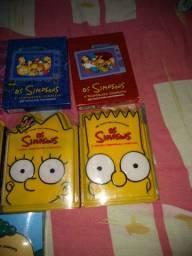 Vendo coleção de dvd dos Simpsons edição de colecionador