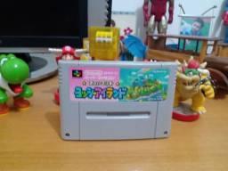 Yoshi Island super Nintendo famicom