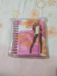 Hannah Montana agenda para colecionadores ano 2011