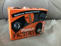 Pedal Aphex Puch Factory Compressor Óptico
