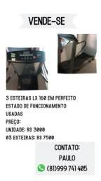 Esteira LX 160