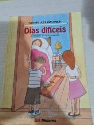 Livro Dias difíceis
