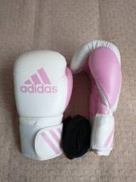 Luva de boxe feminina adidas em Rio Verde/GO