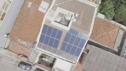 Energia solar fotovoltaica Orçamento e estudo Muito mais economia