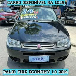 Título do anúncio: Palio 2014 1.0 fire economy