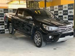 Título do anúncio: Toyota hilux 2017 2.8 srx 4x4 cd 16v diesel 4p automÁtico