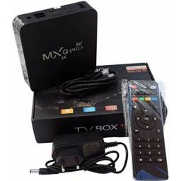 Título do anúncio: TV box  4K 5G 128 gigas + 8 ran
