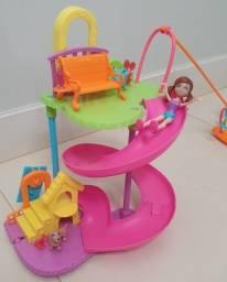 Parque de diversão da Polly Pocket