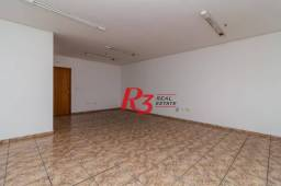 Sala para alugar, 43 m² - Vila Matias - Santos/SP