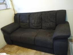 Vendo sofá e armário de cozinha
