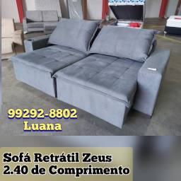 Título do anúncio: sofá reclinável # sofá >>>