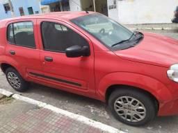 Título do anúncio: Fiat uno Vivace 2013 vermelho 4 portas
