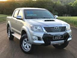Título do anúncio: Toyota - Hilux SR 3.0 Aut 2015