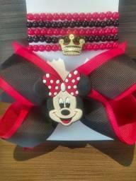 Kit de laço com pulseiras chik