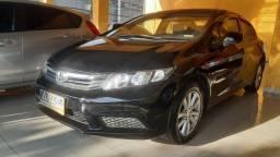 "Honda Civic LXS 1.8 2014 Mecânico ""Impecável"""