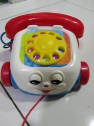 Brinquedos eletronicos
