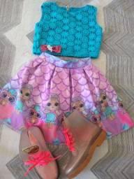 Look Fashion LOL Completo!