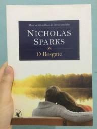 Livro O resgate