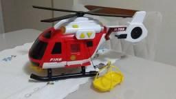 Título do anúncio: Dragão e helicóptero