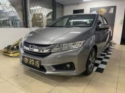 Título do anúncio: Honda City EXL 1.5  (Flex) 2015