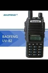 Rádio baofeng 82uv uhf vhf