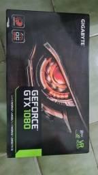 Placa de Vídeo Geforce GTX 1080 8gb