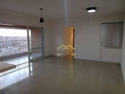 Apartamento com 3 dormitórios para alugar, 101 m² por R$ 4.200,00/mês - Vila Hortolândia -