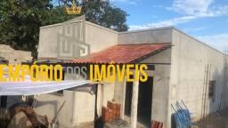 Casa 3 quartos, nova à venda em Águas Claras, Novo Aleixo-Manaus.
