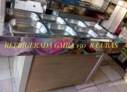 Buffets Self Service Refrigerado e Térmico