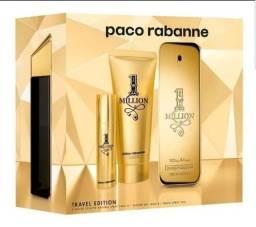 Perfume one million kit original Lacrado