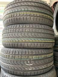 Título do anúncio: 04 pneus aro 225/45/17 instalados (excelência em qualidade )