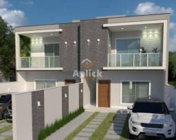 Título do anúncio: Linda Casa Duplex com Quintal em Morada de Laranjeiras, Entrega em Março de 2022