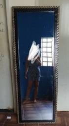 Espelho e armário multiuso