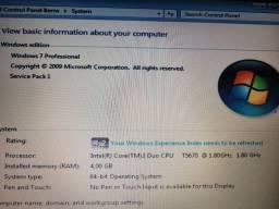 Título do anúncio: Notebook Dell 100%